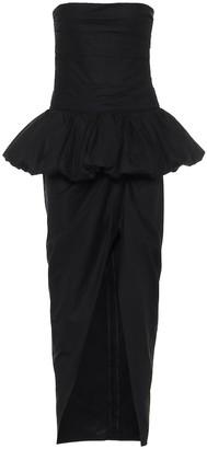 KHAITE Gwen cotton-twill dress