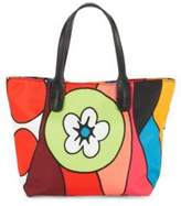 RED Valentino Flower Printed Mini Tote