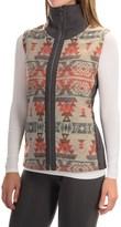 Royal Robbins Inca Jacquard Vest - UPF 50+, Full Zip (For Women)