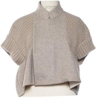 Stella McCartney Stella Mc Cartney Beige Wool Jackets