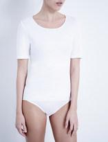 Hanro Soft Touch cotton t-shirt