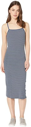 RVCA Bianca Dress (Federal Blue) Women's Dress