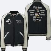 Uniqlo Kid's Mickey Travels Souvenir Jacket