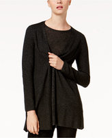 Eileen Fisher Tencel® Blend Open-Front Cardigan