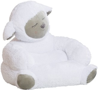 Trend Lab Plush Lamb Chair