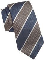 Vince Camuto Striped Silk Tie