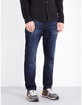 Michael Kors Slim-fit tapered jeans