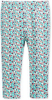 First Impressions Baby Girls' Geo-Print Leggings, Only at Macy's
