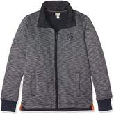 Bench Boy's Bonded Funnel Knit Jacket