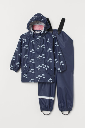 H&M Waterproof rainwear