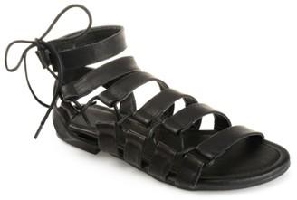 Journee Collection Cleo Gladiator Sandal