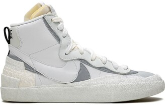 Nike x Sacai Blazer Mid high-top sneakers