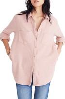 Madewell Women's Flannel Sunday Shirt