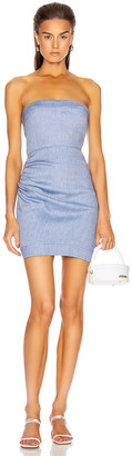 Alexis Tatyana Dress in Light Blue | FWRD