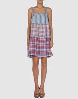 MADRAS Short dress