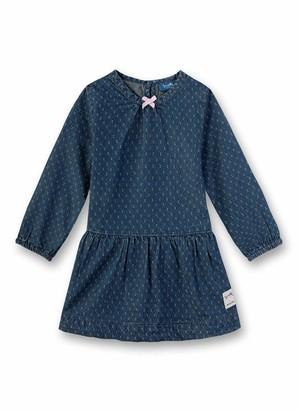 Sanetta Baby Girls' Dress Denim