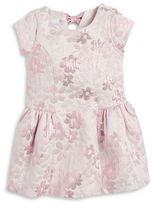 Iris & Ivy Girls 2-6x Floral Bow Dress