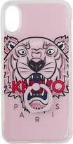Kenzo Pink 3D Tiger iPhone X Case
