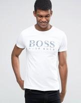 BOSS ORANGE By Hugo Boss Tommi 3 Logo T-Shirt