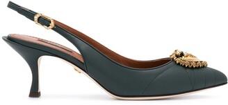 Dolce & Gabbana Devotion 70mm pumps