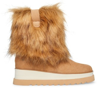 Steve Madden Blizzard Tan Multi