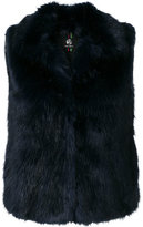 Paul Smith synthetic fur gilet