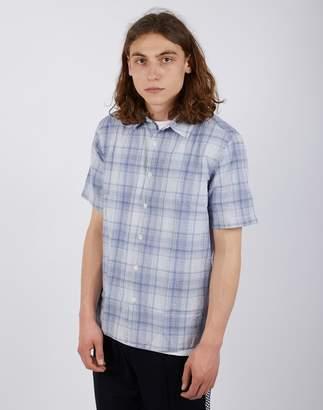 Albam - Rooke Check Shirt Blue