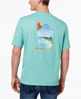 Tommy Bahama Men's Graphic Print Cotton T-Shirt