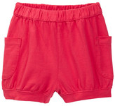 Tea Collection Cotton Bubble Shorts (Baby Girls)