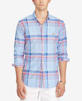 Polo Ralph Lauren Men's Big & Tall Classic-Fit Sport Shirt