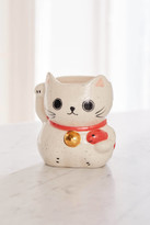 Urban Outfitters Lucky Cat Shaped Mug