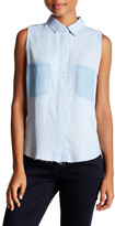 Rails Mila Cutoff Sleeveless Blouse