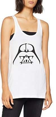 dv Alvarno Women's Tank Top Geométrico Vest (White 0), (Size:)