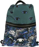 Kenzo Multi Icon Drawstring Backpack