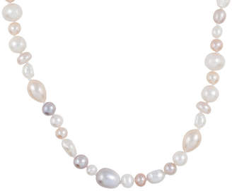 Splendid Pearls 7-8Mm Freshwater Pearl Endless Necklace
