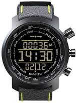 Suunto Men's Elementum Terra SS019997000 Digital Leather Quartz Watch