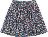 Cath Kidston Minnie Mews Ditsy Jersey Skirt