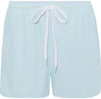 The Upside Perforated Shell Shorts