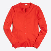 J.Crew Factory Cotton Caryn cardigan sweater