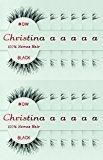 Christina 12 Packs Eyelashes - #DW