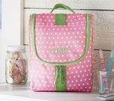 Pottery Barn Kids Mackenzie Pink Dot Toiletry Bag