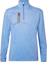 RLX Ralph Lauren Tech-Jersey Half-Zip Golf Top