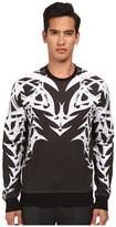 Just Cavalli Chain Print Sweatshirt Sweater