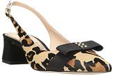 Sam Edelman Alwyn Slingback Court Shoes, Leopard