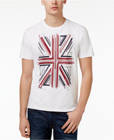 Ben Sherman Men's Graphic Print Cotton T-Shirt