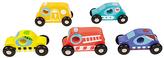 Boikido Yellow & Red Vehicle Set