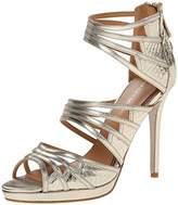 Badgley Mischka Women's Fonda Platform Sandal