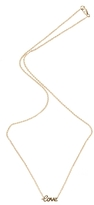 Campise 14K Love Necklace
