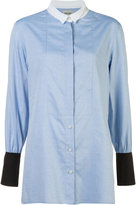 Rachel Comey colour block shirt