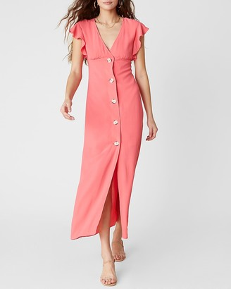 Express That'S Amore Midi Dress